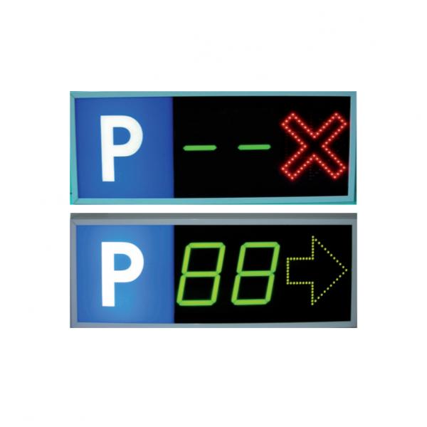 VIPARK system sygnalizacji wolnych miejsc