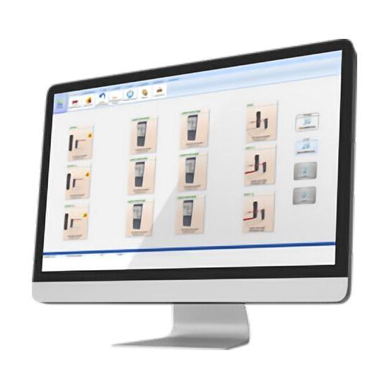 Pełne oprogramowanie BFT JANICA