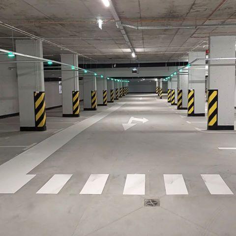 Systemy parkingowe system zajętości miejsc