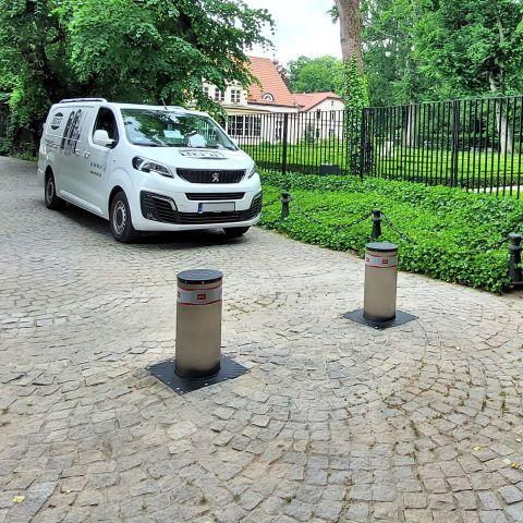 Systemy parkingowe zapory parkingowe